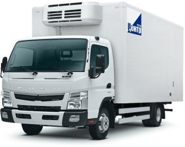 Fuso Canter TF 7.5т Рефрижератор