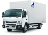 Fuso Canter TF 8.55т Фургон