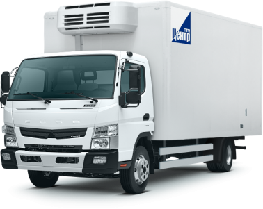 Fuso Canter TF 8.55т Рефрижератор