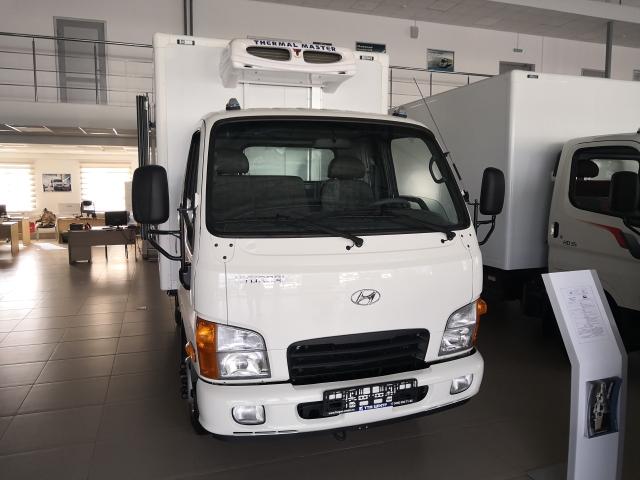Hyundai HD 35 City рефрижератор (сэндвич ЦТТМ)