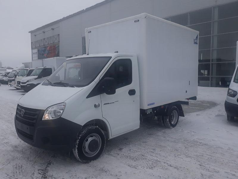 Газель НЕКСТ A21R22 Изотермический Фургон ЦТТМ