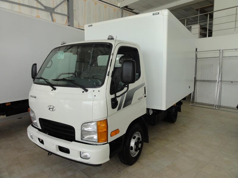 Hyundai HD 35 City (сендвич фургон высокой изотермичности)