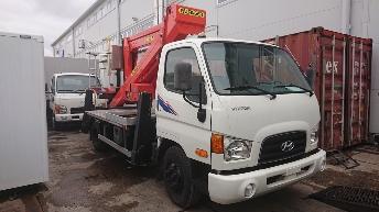 Hyundai HD 78 Автовышка