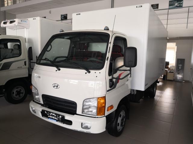 Hyundai HD 35 (фургон Европром ЦТТМ)