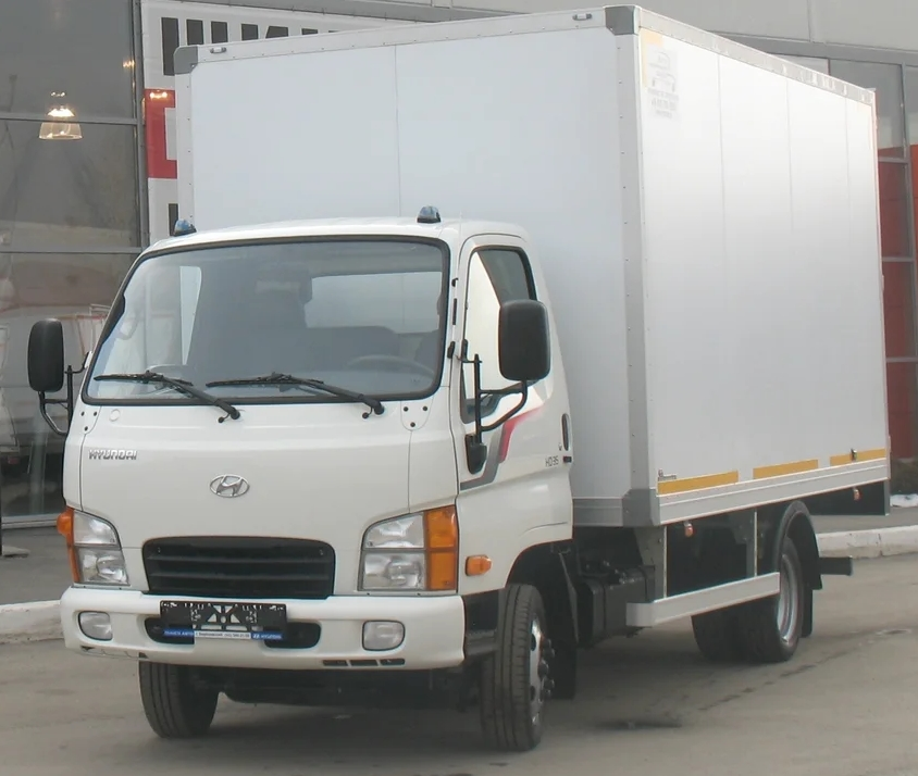 Hyundai HD 35 (фургон АМЗ)
