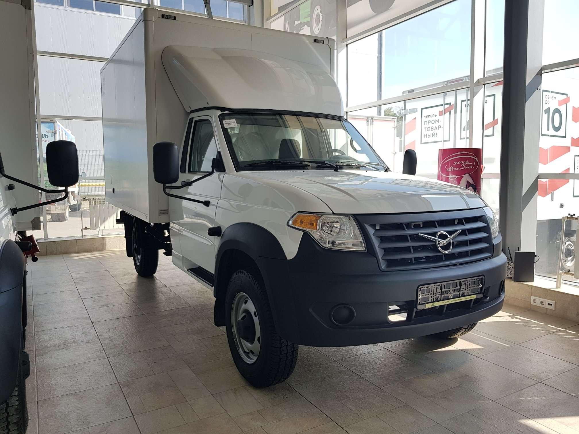 Профи Изотермический фургон