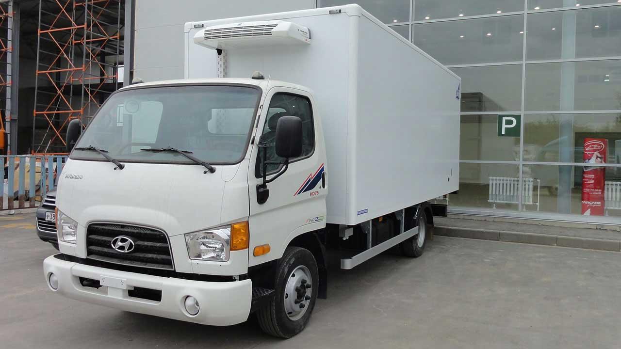 Hyundai HD 78 ������� 60,80 �� ������������