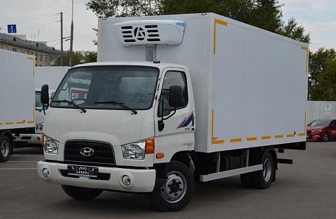 Hyundai HD 78 Элинж 4Т (холод/тепло) Автомобиль-рефрижератор